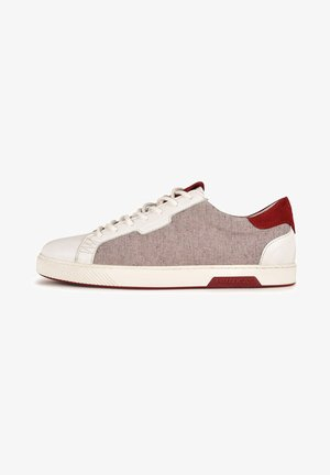 MELCHIOR H2G - Trainers - white/red