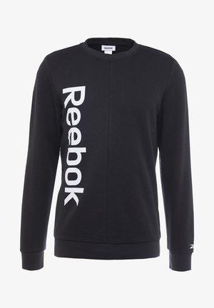 ELEMENTS SPORT LONG SLEEVE PULLOVER - Sweatshirt - black