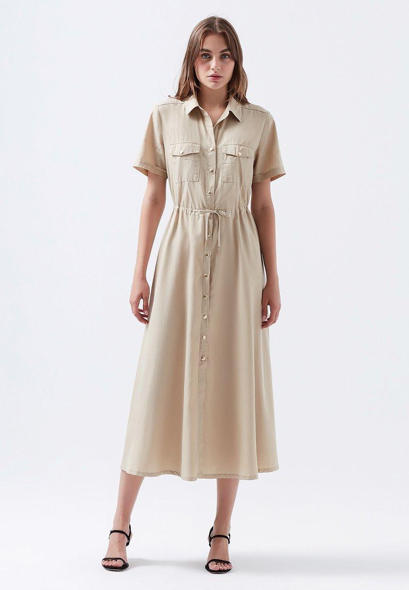 Mavi - Shirt dress - irish cream
