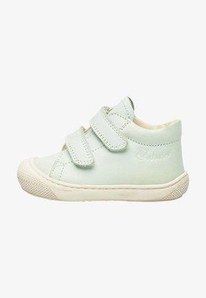 COCOON - Baby shoes - türkis