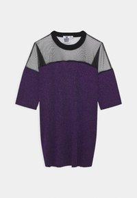 The Ragged Priest - TINSE DRESS - Day dress - purple/black - 0