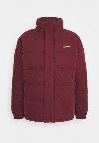Schott - NEBRASKA - Winter jacket - bordeaux - 6
