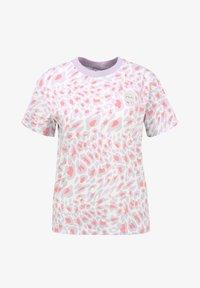 Fila - Print T-shirt - orchid petal leo allover - 3