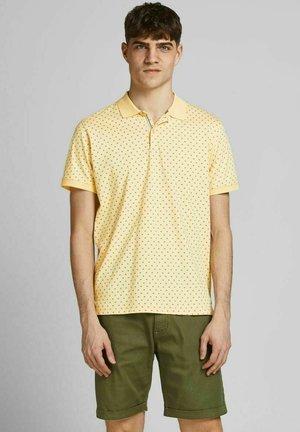 Polo shirt - banana crepe
