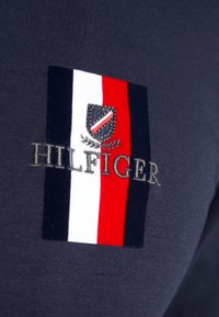 Tommy Hilfiger - FLEX LUXURY ARTWORK BASEBALL ZIP - Zip-up hoodie - blue - 5