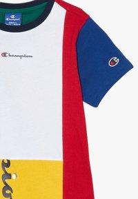 Champion - ROCHESTER TEAM STRIPES CREWNECK - T-shirt con stampa - multicoloured - 2