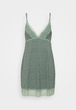 SLINKY NIGHTIE - Nightie - green