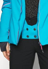 CMP - WOMAN JACKET FIX HOOD - Ski jacket - danubio - 3