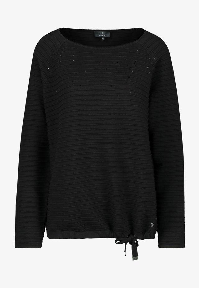 VIVA - Sweatshirt - 999 black