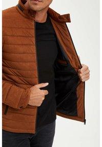 DeFacto - Light jacket - brown - 3