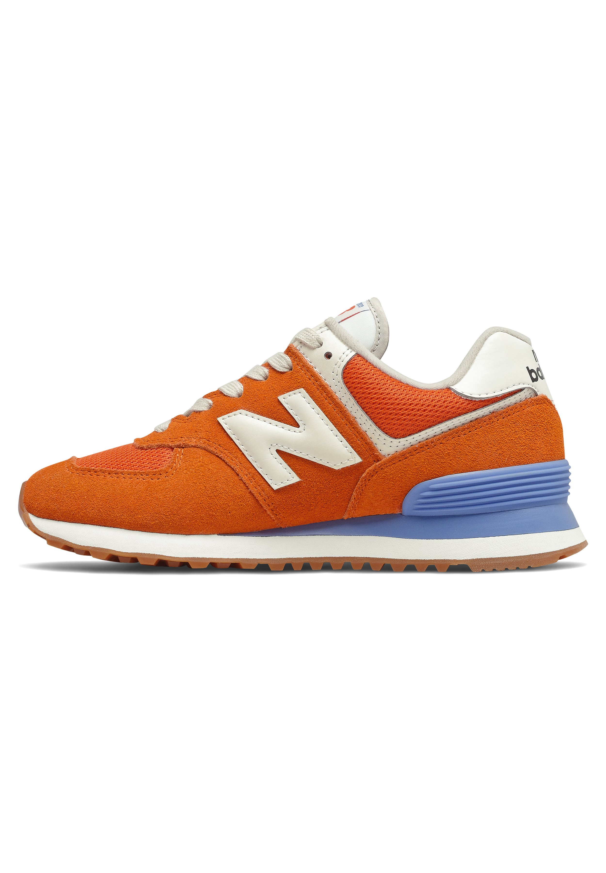 New Balance Baskets basses - varsity orange/orange - ZALANDO.FR