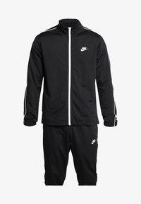 Nike Sportswear - SUIT BASIC - Träningsset - black/white - 3
