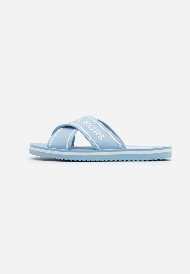 SPARROW SLIDE - Mules - pale ocean