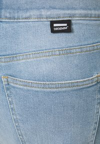 Dr.Denim Plus - MOXY - Skinny džíny - icicle blue ripped - 5