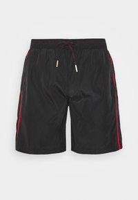 Glorious Gangsta - HARLAN SWIMSHORTS - Shorts - black - 4
