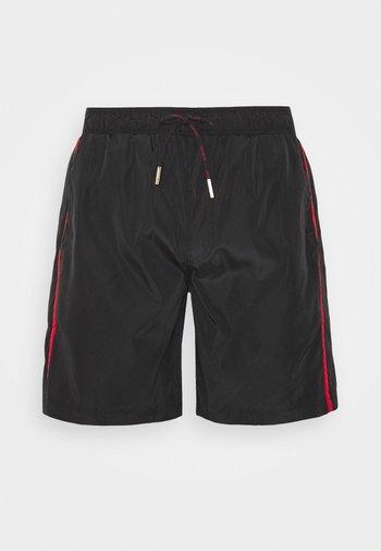HARLAN SWIMSHORTS - Shorts - black
