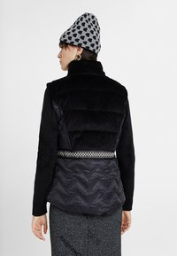 Desigual - EDIMBURGO - Lehká bunda - black - 2