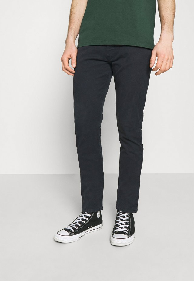 LUKE - Jeansy Slim Fit - dark marine