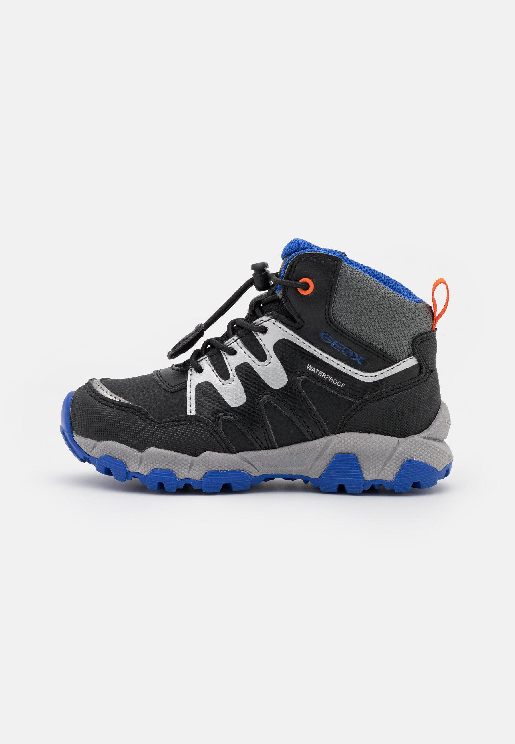 Kids MAGNETAR BOY WPF - Lace-up ankle boots