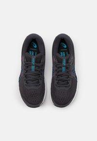 ASICS - GEL CONTEND 7 - Neutral running shoes - graphite grey/digital aqua - 3