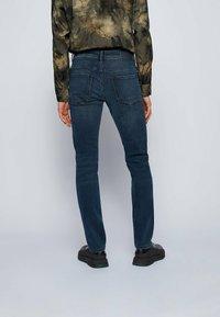 BOSS - DELAWARE BC-L-P - Straight leg jeans - dark blue - 2