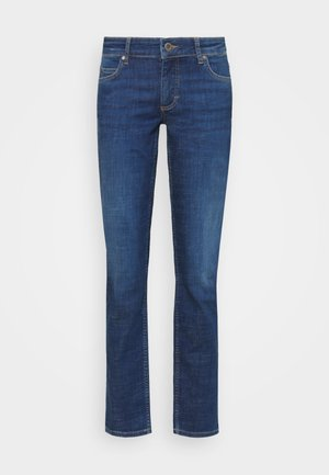 Jeans straight leg - blue denim