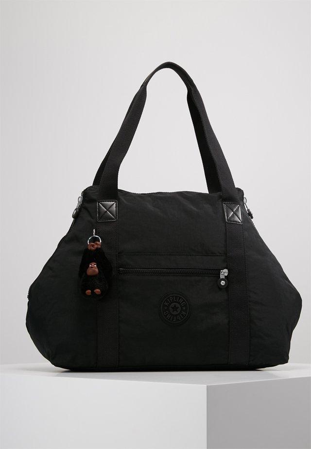 ART M - Shopper - true black