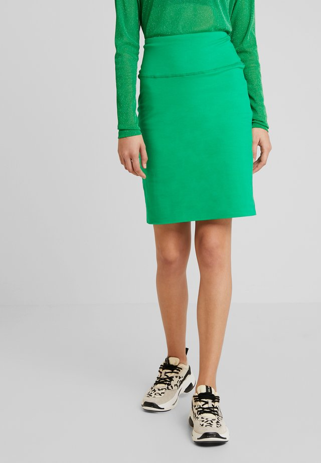 PENNY SKIRT - Pencil skirt - fern green
