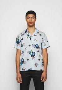 PS Paul Smith - MENS CASUAL FIT SHIRT - Skjorta - bright blue - 0