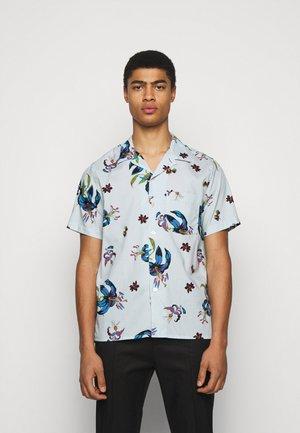 MENS CASUAL FIT SHIRT - Shirt - bright blue