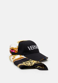 Versace - UNISEX - Kšiltovka - black/fuxia - 0
