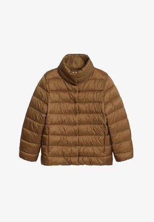 BLANDICO - Winter jacket - karamel