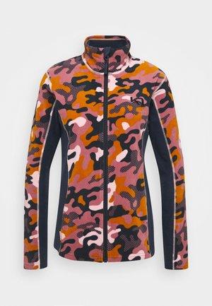 STJERNE - Fleece jacket - marin