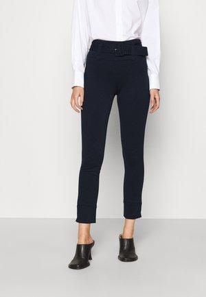 HELEN MODERN PANTS - Kalhoty - midnight blue