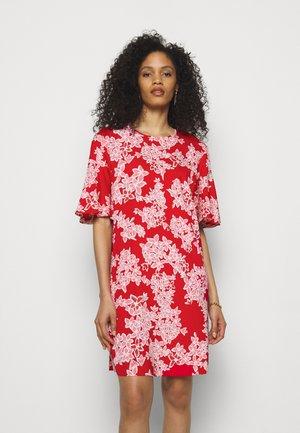 ARLENE - Vapaa-ajan mekko - red
