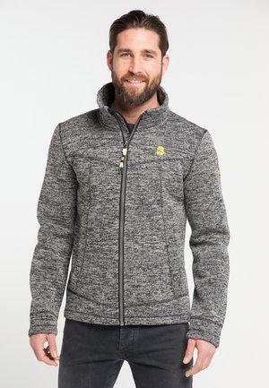 Light jacket - anthracite melange