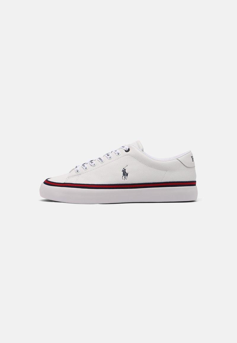 Polo Ralph Lauren - LONGWOOD UNISEX - Sneakers - white/newport navy
