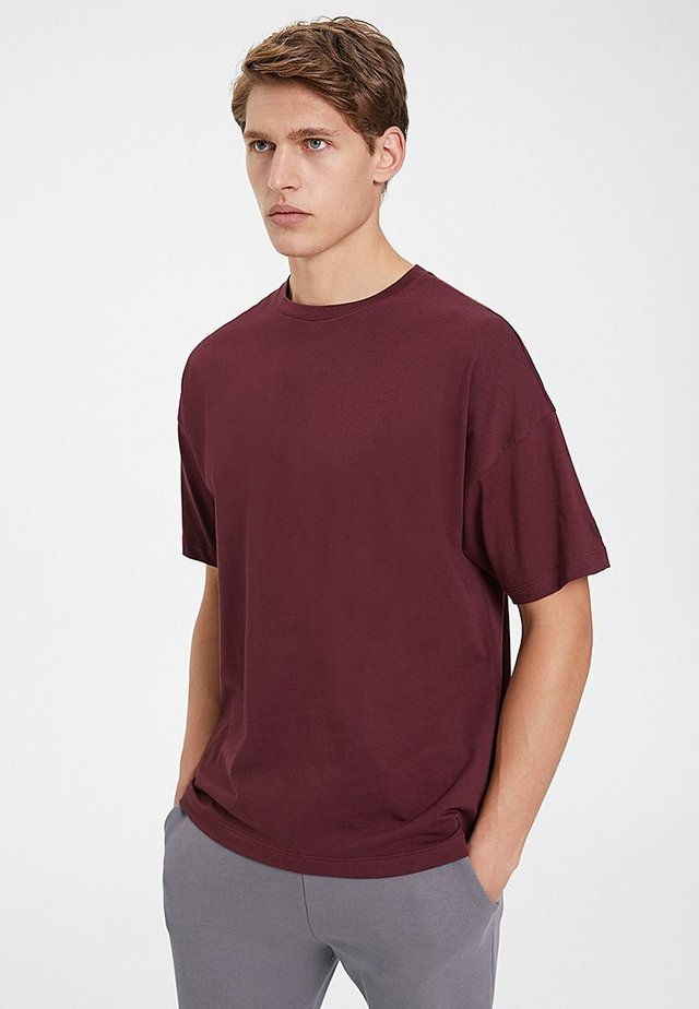 T-shirt basic - port royale