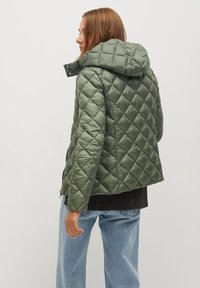 Mango - BLANDIN - Winter jacket - grün - 2