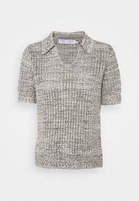 Proenza Schouler White Label - T-shirt imprimé - ecru - 4