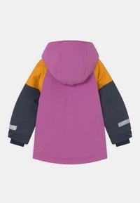 Didriksons - LUN UNISEX - Winter jacket - radiant purple - 1