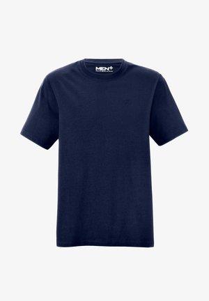 Basic T-shirt - marineblau
