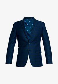 Ben Sherman Tailoring - CHECK SUIT - Suit - blue - 10