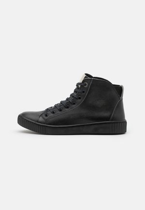 BARREN - High-top trainers - black