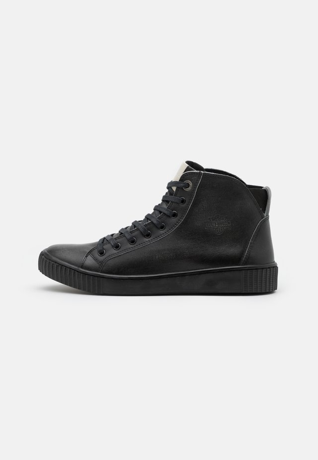 BARREN - Sneakers alte - black