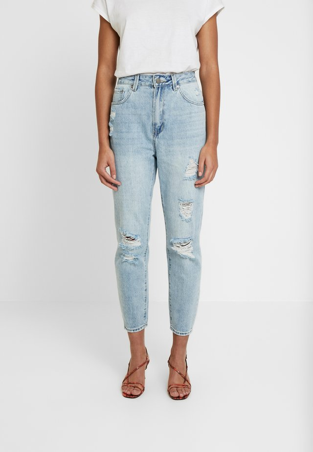 MEET MY MUM - Relaxed fit jeans - light old faves trash