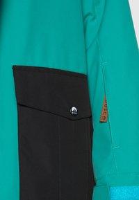 OOSC - YEH MAN JACKET  - Ski jacket - green/black - 4