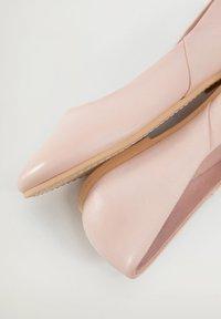 Mango - BANICO - Ballet pumps - hellrosa - 4