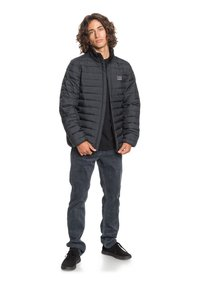 Quiksilver - SCALY  - Winter jacket - black - 1