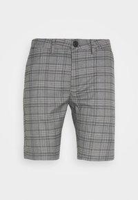 JASON BIG CHECK - Shortsit - grey